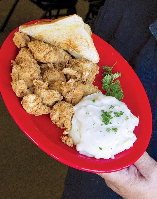Chicken Fried Steak at Good Gravy Diner. sc - GAZETTE / FILE