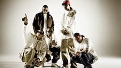 Bone Thugs-N-Harmony (Photo Travis Shinn / provided)