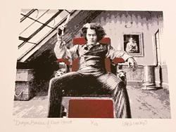 """Demon Barber of Fleet Street"" by Van Lango | Image provided"