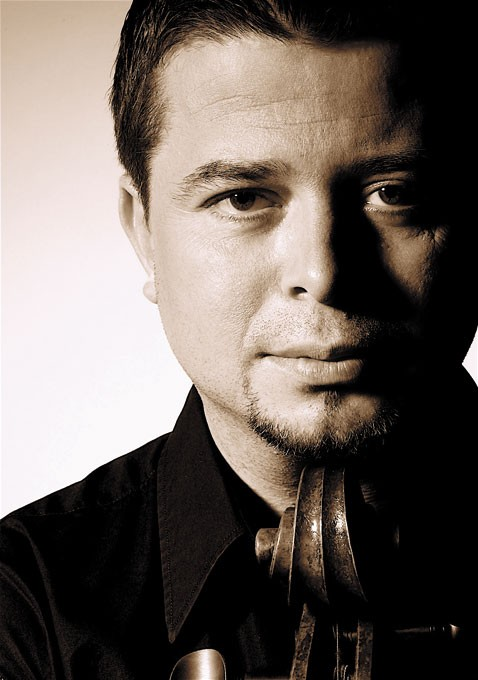 Oklahoma City Philharmonic cellist Tomasz Zieba was born in Poland. | Photo provided