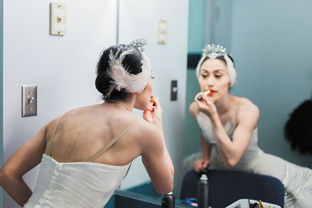 Miki Kawamura has danced a number of high-profile roles for OKC Ballet.   Photo Jana Carson / provided