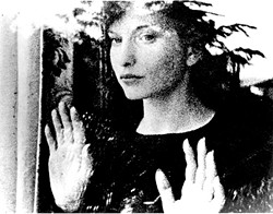 Husband-and-wife duo Maya Deren and Alexander Hammid shot the experimental short Meshes of the Afternoon in 1943. The 14-minute flick is one of three films to screen at [Artspace] at Untitled's first 40 Minutes or Less event. | Photo provided