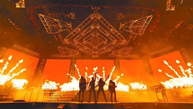 Trans-Siberian Orchestra's The Ghosts of Christmas Eve continues an 18-year tradition. | Photo Jason McEachern / provided