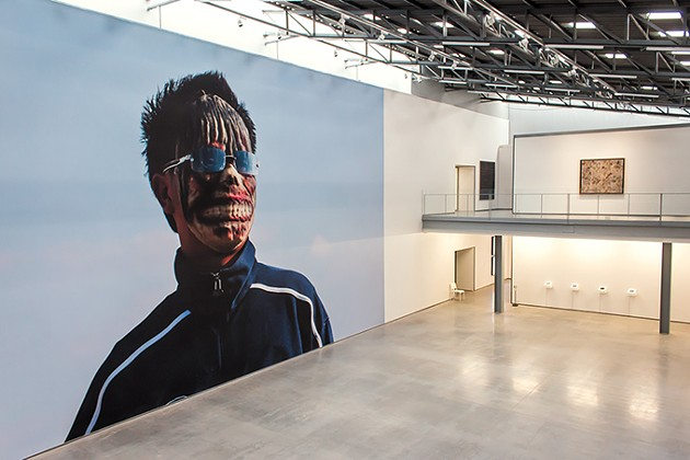 The Serenity of Madness will be the most intricate video installation to ever pass through OKCMOA. - INDEPENDENT CURATORS INTERNATIONAL / PROVIDED