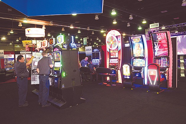 A recent decision from the 10th U.S. Circuit Court of Appeals raises a lot of questions around the arbitration clause of the Oklahoma Model Tribal Gaming Compact, which allows Native American tribes the ability to operate gaming facilities in the state. - GAZETTE / FILE