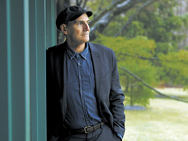 James Taylor - TIMOTHY WHITE / PROVIDED
