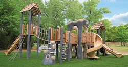E.C. Hafer Park playground - PROVIDED