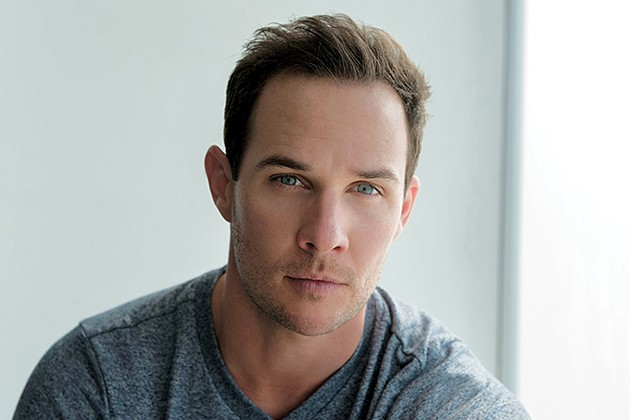deadCenter Film Festival will honor Ryan Merriman with a 2018 Oklahoma Film ICON Award. - PROVIDED