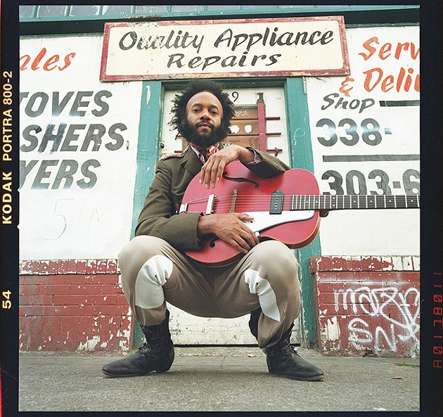 Fantastic Negrito - DEANDRE FORK / PROVIDED