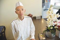Peter Liu is co-owner of Tsubaki Szechuan. - JACOB THREADGILL