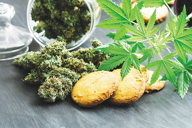 Chip Paul warned that edibles can be deceivingly potent. - BIGSTOCKPHOTO.COM