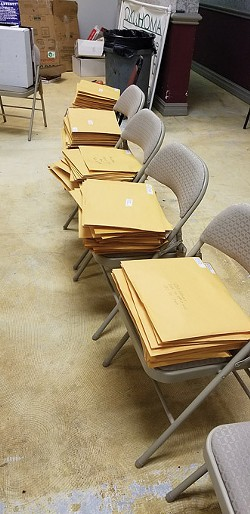 Petitions for State Questions 796 and 797 are due to the Secretary of State on Aug. 1. - ISAAC CAVINESS / PROVIDED
