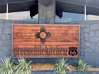 The Green Chile Kitchen opened on Main Street in Yukon in 2012. - JACOB THREADGILL