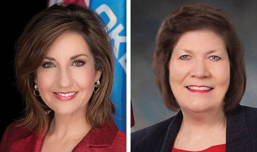 Joy Hofmeister and Linda Murphy - PROVIDED