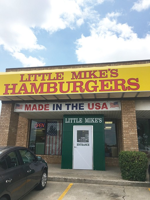 Little Mike's is located at 6724 Northwest Expressway. - JACOB THREADGILL