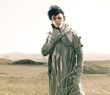 Gary Numan plays Tower Theatre on Monday. - PROVIDED