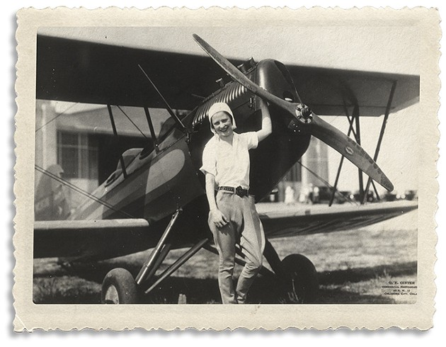 Flying Jenny was partly inspired by Theasa Logan Tuohy, the author's mother. - PROVIDED