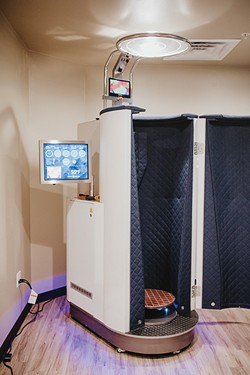 Cold and heat therapies are both available at Sense Float & Cryo Spa - ALEXA ACE