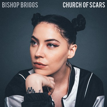 Bishop Briggs released her full-length debut, Church of Scars, in April - PROVIDED