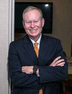 Mick Cornett, former mayor of Oklahoma City, published The Next American City with Jayson White in September. - CASEY CORNETT / PROVIDED