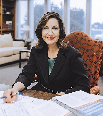 Joy Hofmeister is the incumbent Republican running for re-election as state superintendent. - ALEXA ACE