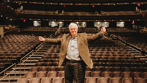 Maestro Joel Levine founded Oklahoma City Philharmonic in 1988. - ALEXA ACE