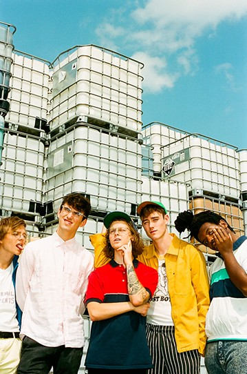 Hippo Campus plays Monday at The Jones Assembly, 901 W. Sheridan Ave., with The Districts. - POONEH GHANA / PROVIDED