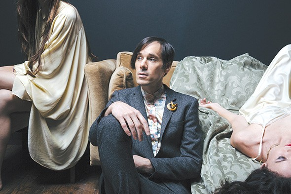 of Montreal performs Nov. 14 at Tower Theatre. - EBRU YILDIZ / PROVIDED