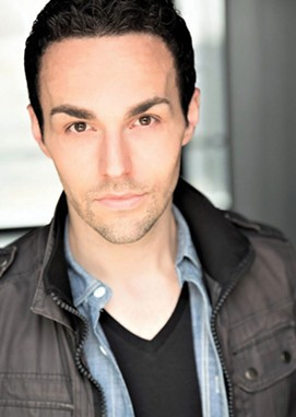 Bronson Norris Murphy plays the Phantom in the current touring production of Love Never Dies, which stops at Civic Center - Music Hall Tuesday, Nov. 18. - PROVIDED