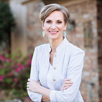 Carri Hicks was a Deer Creek Public Schools teacher. She now represents District 40 in Oklahoma's State Senate. - PROVIDED