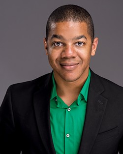 Jordan Andrews plays Melchior in Amahl and the Night Visitors. - PROVIDED