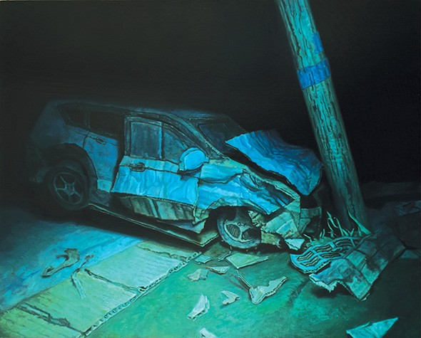 """""""Out of the Blue"""" by Jason Cytacki - PROVIDED"""