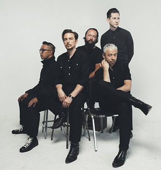JD McPherson is scheduled to perform with his band 8 p.m. Dec. 14 at Tower Theatre, 425 NW 23rd St. - JOSHUA BLACK WILKINS / PROVIDED