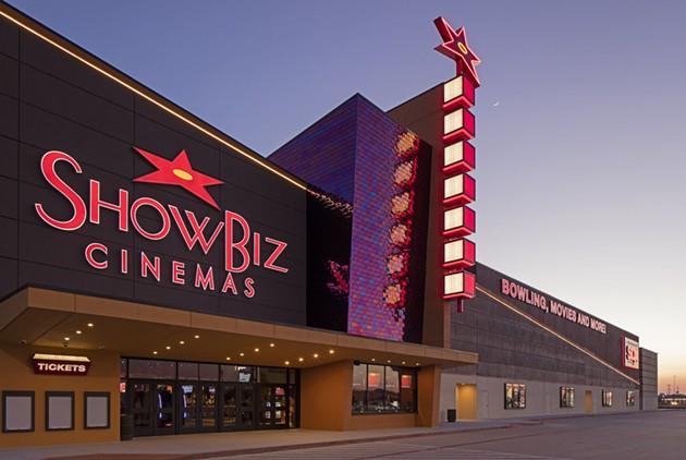 ShowBiz Cinemas opens in Edmond on Dec. 18. - SHOWBIZ CINEMAS / PROVIDED