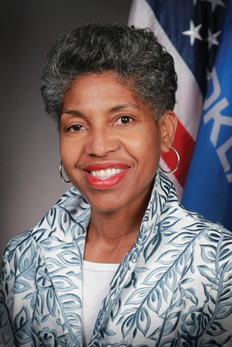 Regina Goodwin authored a bill that prohibits the shackling of pregnant inmates while they are in labor. - PROVIDED