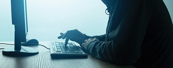 Internet access made white-collar crimes such as identity theft much easier to commit. - BIGSTOCK.COM
