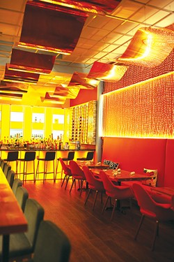 Chigama features bright and contemporary decor and is owned by the Ha family, who founded Dot Wo, one of Oklahoma City's oldest Chinese restaurants. - ALEXA ACE