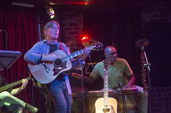 Todd Mosby leads New Horizons Ensemble. - JERRY NAUHEIM / PROVIDED