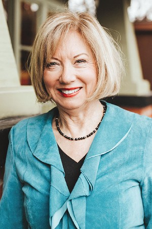 Suzanne Broadbent was born and raised in west Oklahoma but has lived in Ward 2 for 25 years, even serving as president of her neighborhood association. - ALEXA ACE