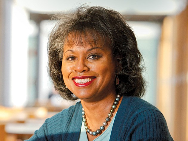 Anita Hill speaks at University of Science and Arts of Oklahoma (USAO) fundraising gala Feb. 22. Tickets are on sale now. - BRANDEIS UNIVERSITY / PROVIDED