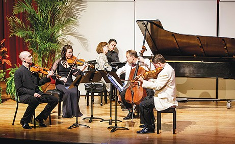 As part of its second annual Chamber Music Festival, Oklahoma State University's McKnight Center for the Performing Arts will present Oklahoma City Soiree – Folk Influences 6 p.m. Feb. 28 at CHK Central Boathouse. - PROVIDED