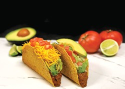 Del Taco started serving plant-based Beyond Meat tacos at Oklahoma locations at the end of January. - DEL TACO / PROVIDED