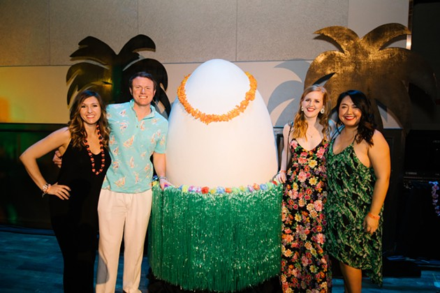 "Each year, Omelette Party has a new theme. Last year's theme was Eggscape to Paradise; this year's theme is ""An EGG-chanted Fairy Tale."" - OKLAHOMA CITY MUSEUM OF ART / PROVIDED"