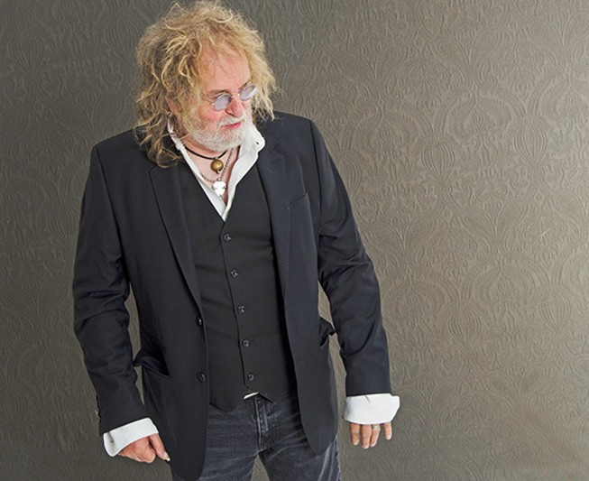 Ray Wylie Hubbard plays 8 p.m. March 15 at Tower Theatre. - MARY KEATING-BRUTON / PROVIDED