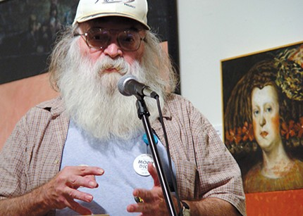 """James """"Frank"""" Parman wrote the charter for Individual Artists of Oklahoma. - INDIVIDUAL ARTISTS OF OKLAHOMA / PROVIDED"""