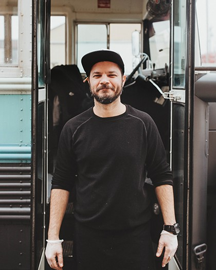 Taco Nation founder Tim Ulrich - ALEXA ACE