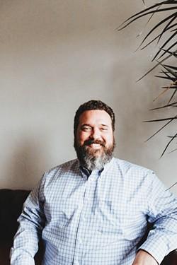 Bud Scott is the executive director of Oklahoma Cannabis Industry Association. - ALEXA ACE