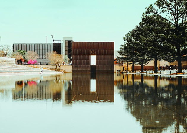 Admission to Oklahoma City National Memorial & Museum is free 10 a.m.-5 p.m. Friday. - ALEXA ACE