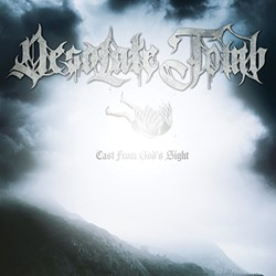 Desolate Tomb's full-length debut Cast From God's Sight was released in April. - PROVIDED