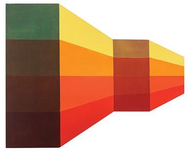 "Paul Reed's ""Step"" - OKLAHOMA CITY MUSEUM OF ART / PROVIDED"